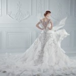 Обзор самых красивых и пышных свадебных нарядов